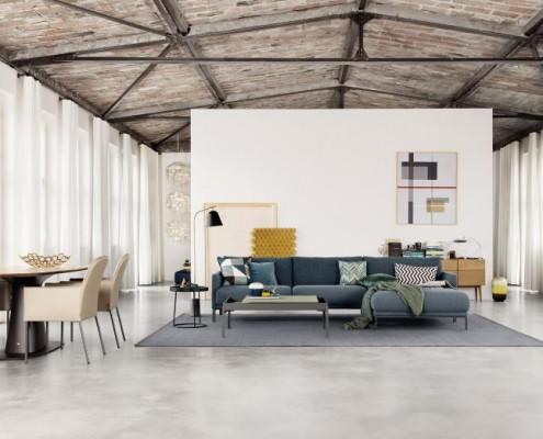 Sofa CARA mit vielen Variationsmöglichkeiten