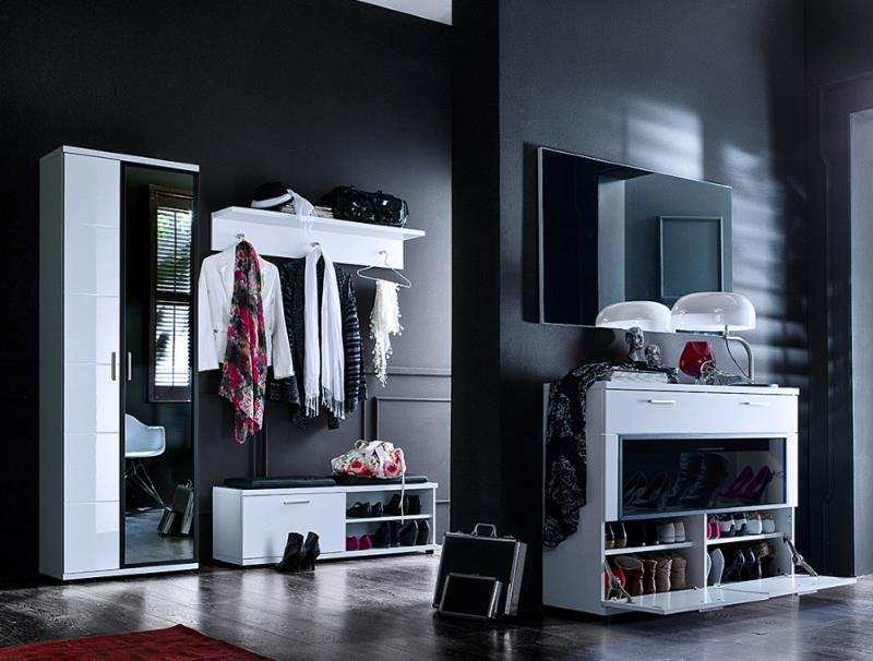 schuhkommode f r high heels design m bel. Black Bedroom Furniture Sets. Home Design Ideas