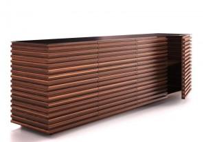 ZEN Sideboard, höchste Ansprüche an die Fertigungsqualität