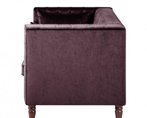 Moderne Variante des Chesterfield Sofas