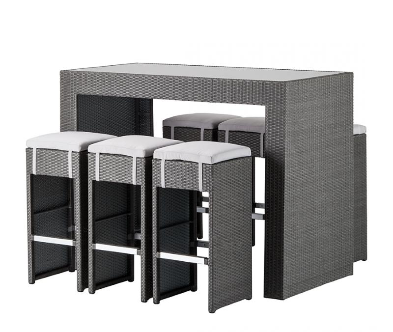 bar set paradise lounge 1 design m bel. Black Bedroom Furniture Sets. Home Design Ideas
