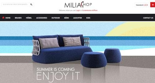 miliashop design m bel. Black Bedroom Furniture Sets. Home Design Ideas