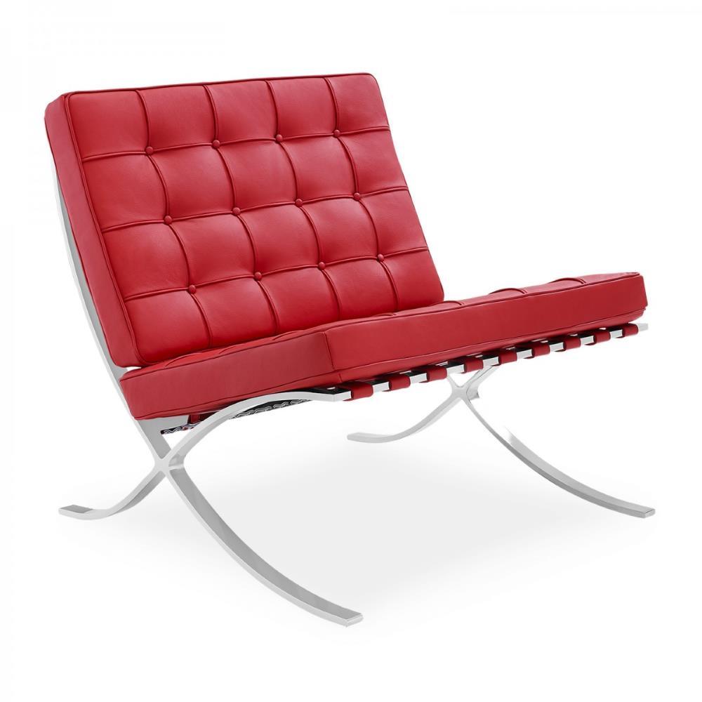 barcelona style sessel von mies van der rohe design m bel. Black Bedroom Furniture Sets. Home Design Ideas