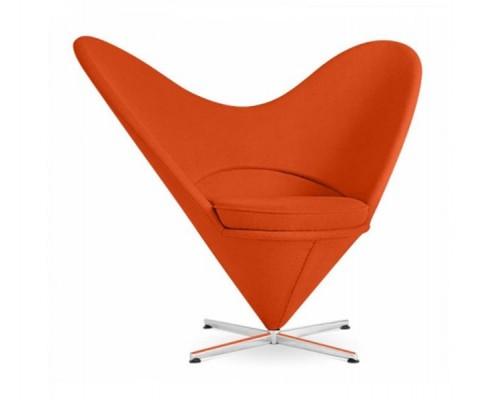 Heart Chair von Verner Panton