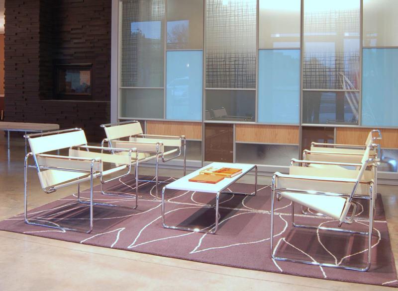 wassily sessel im b robereich design m bel. Black Bedroom Furniture Sets. Home Design Ideas