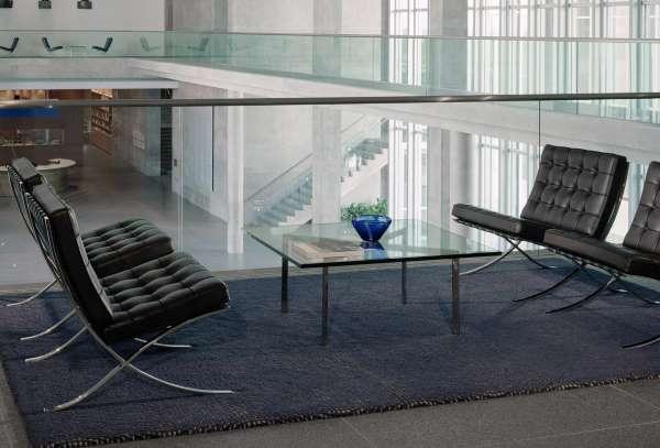 Barcelona Chair von Mies Van Der Rohe