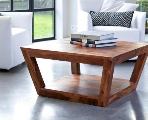 Couchttisch aus Palisanderholz