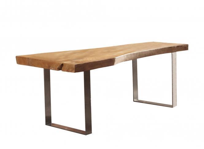 tisch gestell silber3 design m bel. Black Bedroom Furniture Sets. Home Design Ideas