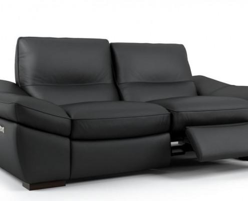 Zweisitziges Funktionssofa Almeria