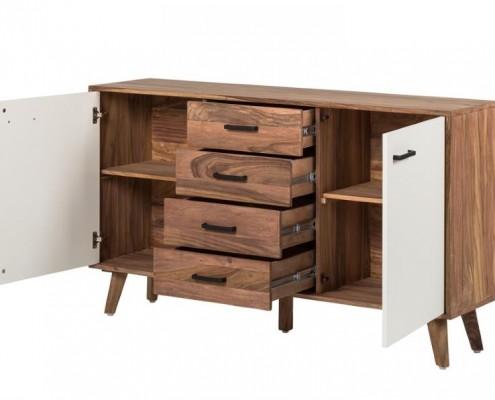 Sideboard Nilsson im skandinavische Möbeldesign mit viel Stauraum