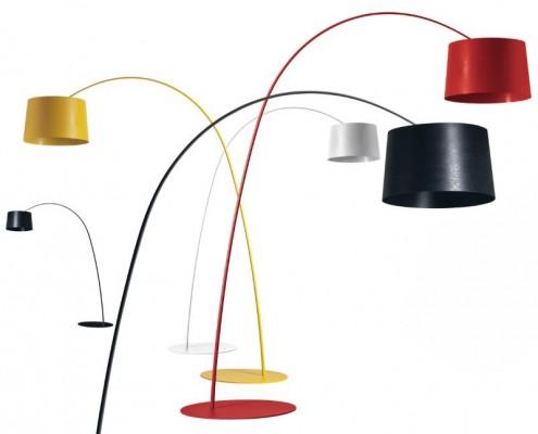 Twiggy LED Bogenleuchte