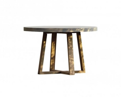 Tisch Huntingdon - erinnert mich an die Steinzeit