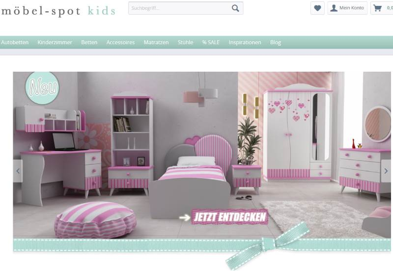 m bel spot kids design m bel. Black Bedroom Furniture Sets. Home Design Ideas