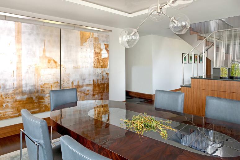 Wohnungseinrichtung Im Zero Marlborough Von Hacin Associates Design M Bel