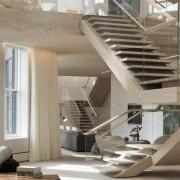 Loft in SoHo, Balance zwischen amerikanischen und skandinavischen Wohndesign