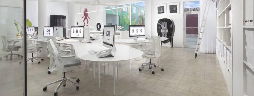Exklusive Büroeinrichtung