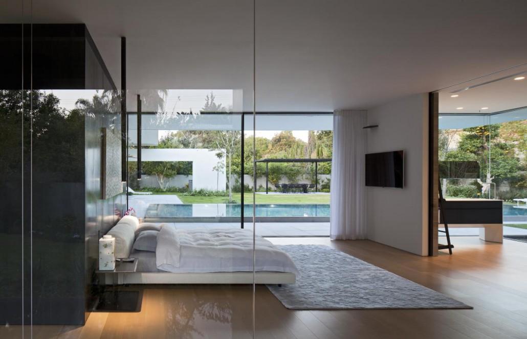 traumhaus von den architekten pitsou kedem design m bel. Black Bedroom Furniture Sets. Home Design Ideas