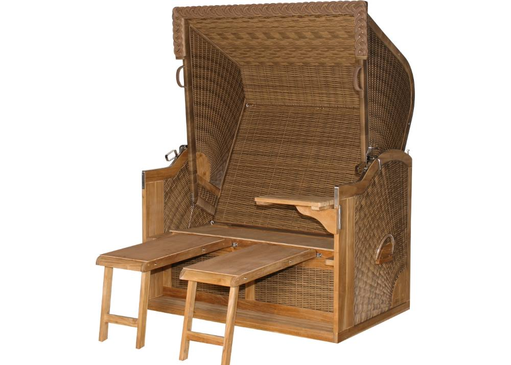 strandkorb nautic aus rattan design m bel. Black Bedroom Furniture Sets. Home Design Ideas