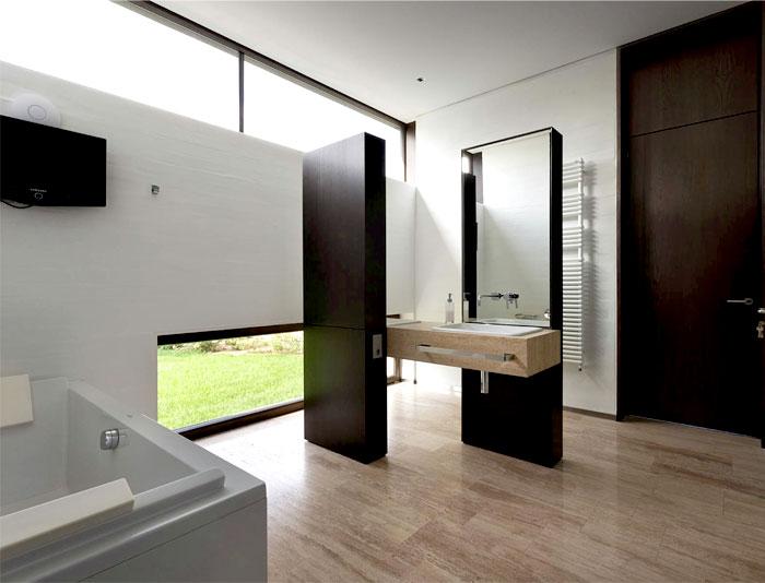 Badezimmer mit waschbecken design m bel for Neue badezimmer design