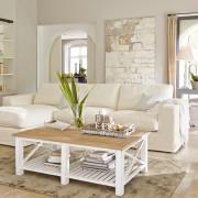 3 Sofas im Landhausstil