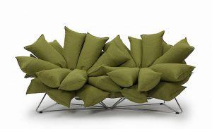 Sofa HANABI by Yuki Abe