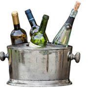 Flaschenkuehler für die Gartenparty