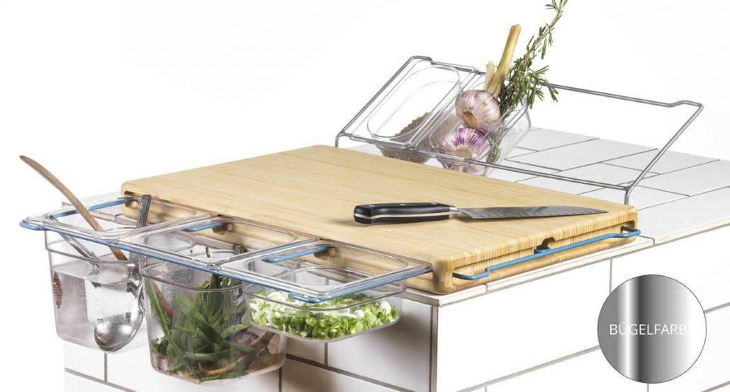 Schneidebrett die Innovation für Küchenprofis