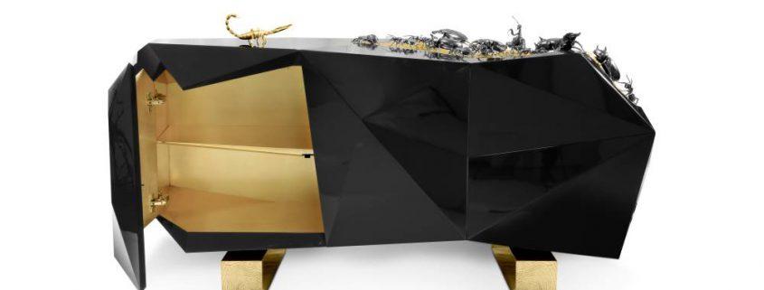 Unübertroffen das Diamond Metamorphosis Sideboard