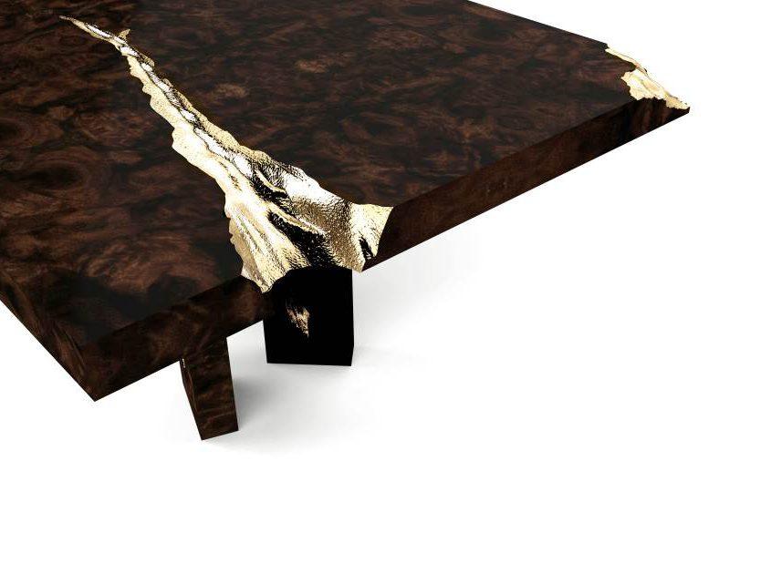 Empire Esstisch von Boca do Lobo - Tischplatte