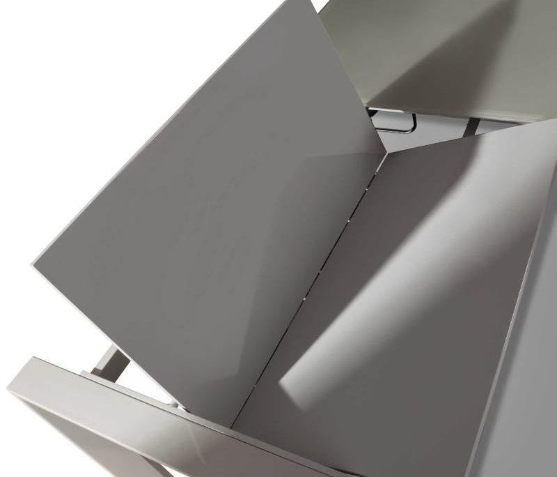 Esstisch ausziehbar Stilo - Klappmechanik