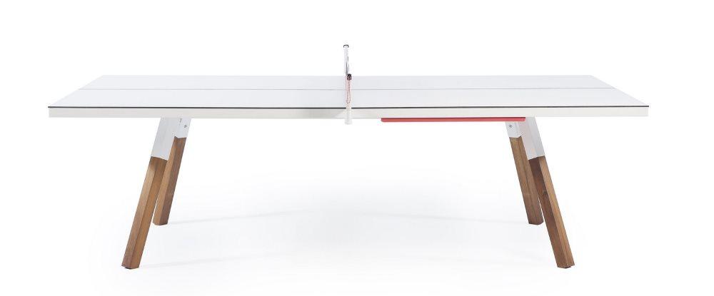 esstisch wei hochglanz oder auch tischtennistisch. Black Bedroom Furniture Sets. Home Design Ideas