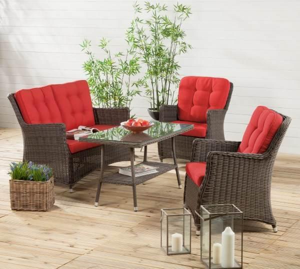 gartem bel set und sitzgarnituren von ganz g nstig bis sehr exklusiv design m bel. Black Bedroom Furniture Sets. Home Design Ideas