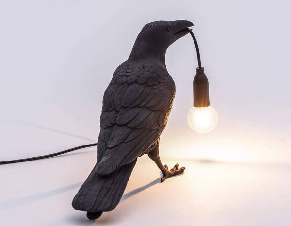 Saletti Vogellampe