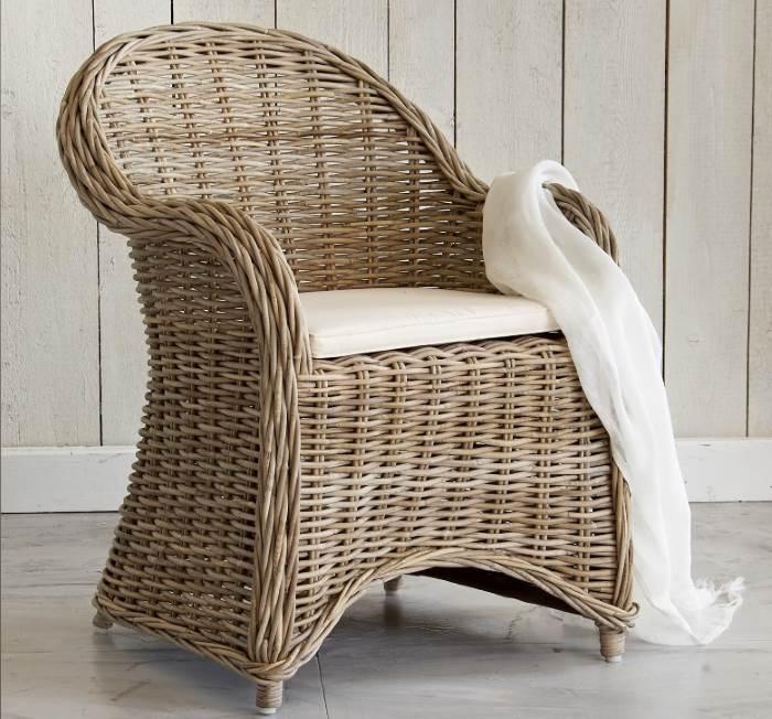 Romantischer Sessel Margate 2