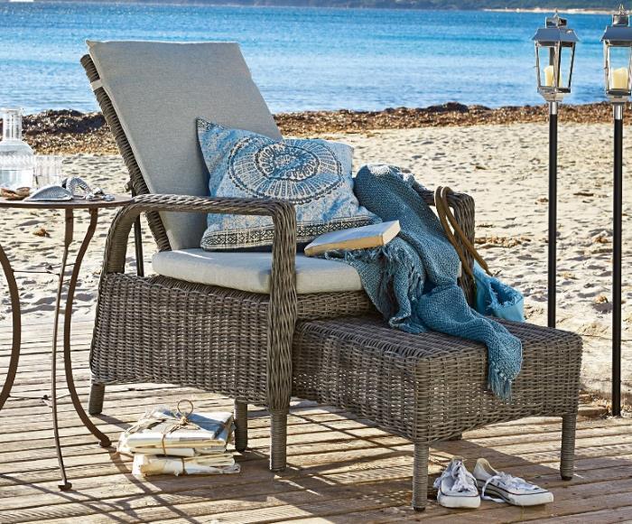 Sonnenliege oder Sessel - Falk