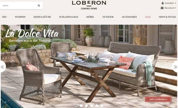 Loberon Online