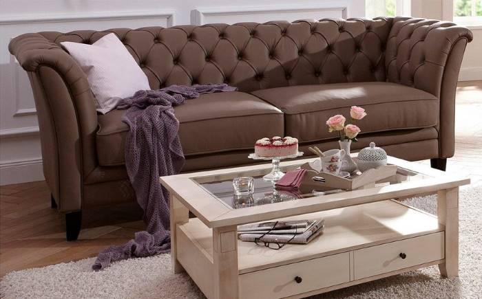 Chesterfield Sofa kaufen - Design Möbel