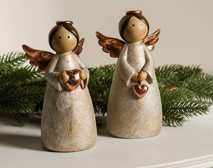 Deko Engel für Weihnachten