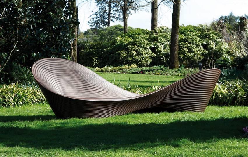 Ungewöhnliches Sofa