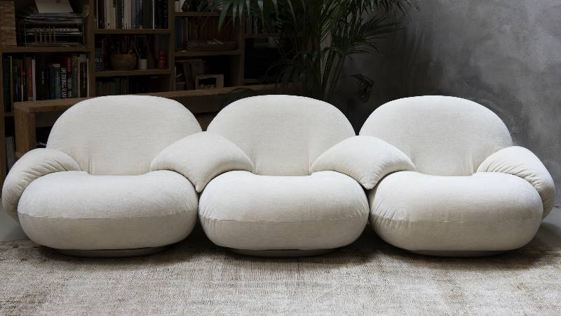 Neues Sofa von Gubi
