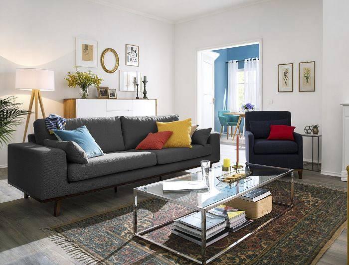 Sofa Billund-3-sitzer