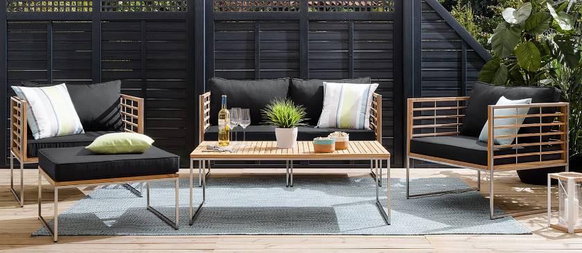 Gartenmöbel set